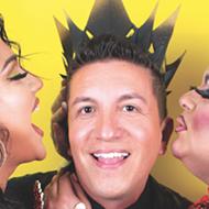 Rey of Light: Rey Lopez Illuminates Drag in San Antonio