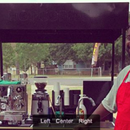 Tricycle Cart Brings Fresh Coffee to South of San Antonio
