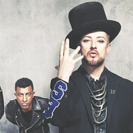 Be Ready to Be Slayed: Boy George and Culture Club are Descending Upon San Antonio This Weekend