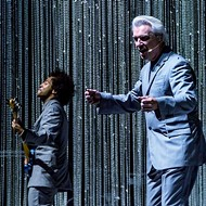 Ex-Talking Head David Byrne Returning to Tobin Center for Second Show This Year
