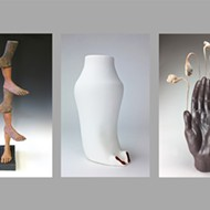 Terminal 136 Exhibit Exploring the Flexibility, Importance of Ceramics Opens This Weekend