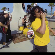 "San Antonio Thrashers Violent Practice Just Put Out The Sickest Video For Their New Track ""Surfin'"""