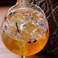 Cocktail of the Week: Hotel Emma's Coffee-Infused Gin and Tonic