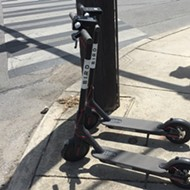 San Antonio Has Removed More Than 100 Dockless Scooters Blocking Rights-of-Way