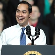 Julián Castro Makes Trip to Iowa As Midterms — and 2020 Decision — Loom