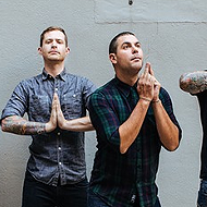 Alien Ant Farm, Lit Taking Over Paper Tiger