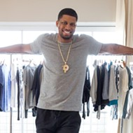 Spurs' Rudy Gay On Basketball, Kids and His New Fashion Collection
