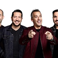 Get Ready to Laugh Your Ass Off When TruTV's Impractical Jokers Come to San Antonio