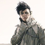 Electronic Music Pioneer Gary Numan Gracing Us with His Presence at Paper Tiger