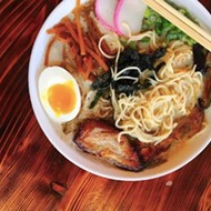 Ramen Bar at Cherrity Bar Officially Opens Friday