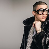 Latin Trap Star Bad Bunny Bringing His First-ever Headlining Tour to San Antonio This Week