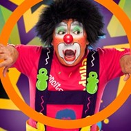 Mexican Clown Chuponcito Brings 'Not Suitable for Minors' Tour to San Antonio