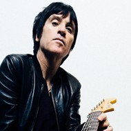 Unlike Morrissey, Former Smiths Guitarist Johnny Marr Showed Up – and Rocked Paper Tiger