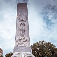A Monumental Snit: There's Plenty to Argue About in the Alamo Plan, But the Cenotaph's Relocation is Sucking Up the Oxygen