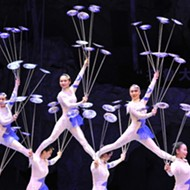 New Chinese Acrobats Bring Traditional, Modern Acts to Majestic Theatre