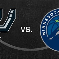 San Antonio Spurs Hosting Minnesota Timberwolves in Regular Season Opener Tonight