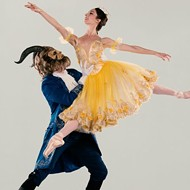 A Tale As Old As Time: Ballet San Antonio to Perform <i>Beauty and the Beast</i> This Weekend