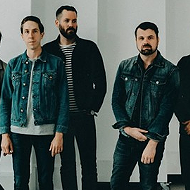 Silverstein, As Cities Burn Bringing 2000s Screamo Vibes Back to San Antonio