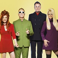 Throwing It Way Back: The B-52s Return to San Antonio