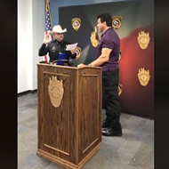 Lou 'The Incredible Hulk' Ferrigno is Now a Bexar County Sheriff's Deputy