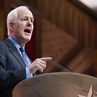 After Synagogue Shooting, Cornyn Tweets Nancy Pelosi Quote Out of Context, Blames Democrats for Inciting Violence