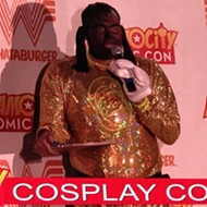 Alamo City Comic Con Apologizes After Emcee Criticized for Tone-deaf Blackface Cosplay