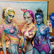 Annual Texas Body Paint Competition Returns to San Antonio This Weekend