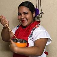 Puro San Antonio Twitter Really Loves This Harlandale Student's Mama Margie's Costume
