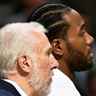 Kawhi Leonard Said It's 'Funny' That Gregg Popovich Said He Wasn't a Leader with the San Antonio Spurs