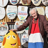 It's Official: Barney Smith's Toilet Seat Art Museum is Leaving San Antonio