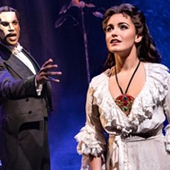 Andrew Lloyd Webber's Broadway Hit <i>The Phantom of the Opera</i> Sets Up Shop at Majestic Theatre