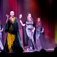 Harry Potter Meets Burlesque in Entertaining Revue at Alamo City Music Hall