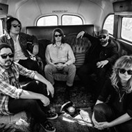 Austin's Black Angels Coming Down I-35 to Take Over Paper Tiger