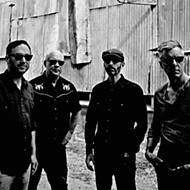 Texas Boys The Toadies Throwing It Back at the Aztec Theatre