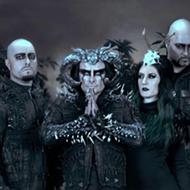 Hail Satan, Y'all: Cradle of Filth Returns to San Antonio