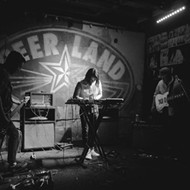 San Antonio Bands Join LA's Sprain for Night of Experimental Rock at Hi-Tones