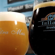 Islla Street Brewing Runs Dry During Soft Opening, Will Be Ready for the Weekend