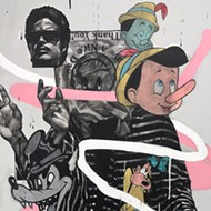 30+ Local Artists Repping San Antonio in Sprawling Exhibition Opening Friday in Corpus Christi