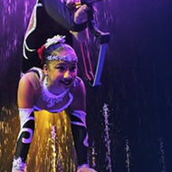 Cirque Italia Splashing San Antonio with Dramatic Water Circus