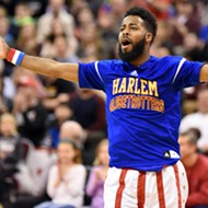 Expect Fun Hijinks When the Harlem Globetrotters Return to the AT&T Center