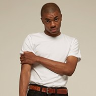 Hip-hop Badass Vince Staples Blessing The Mic at Aztec Theatre