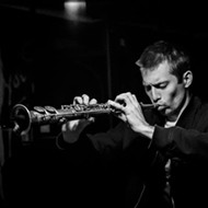 This Month's Contemporary Whatever Brings Badass Saxophonist Michael Foster Who Pushes the Limits