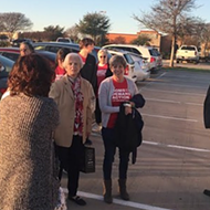 Parents and Gun Violence Survivors Lobby Texas Legislature for a Red Flag Law
