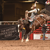 San Antonio Stock Show & Rodeo Offering $1 Admission In Honor of President's Day