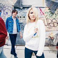 Zoé, Metric Co-headlining Tour with Stop At Aztec Theatre