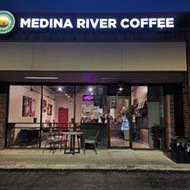 Medina River Coffee Opens on West Avenue