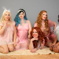 Stars and Garters Burlesque Teams With Retro Jazz Act Ruby Alexander and the Bonafide Playboys for <i>Shimmy and Shake</i>