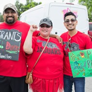 VIA, Bexar County Partnership Provides Free Rides to San Antonio's Cesar E. Chavez March