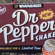 Whataburger is Coming Out with a Dr Pepper Shake, Y'all
