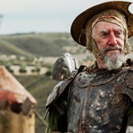 Loathing in La Mancha: The Man Who Killed Don Quixote is Finally in the Can, But Director Terry Gilliam Strikes Out